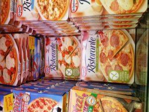 Glutenfreie Pizza Dr. Oetker