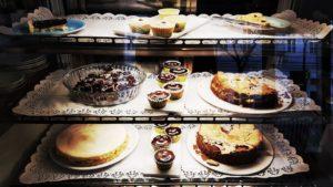 glutenfreie Kuchen im Allergikercafe