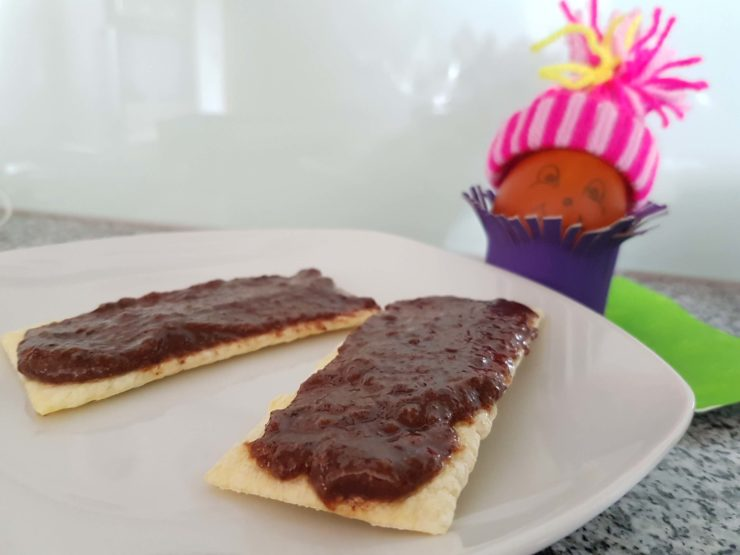 nutella selber machen rezept ohne palm l mit selbstgemachtem nussmus. Black Bedroom Furniture Sets. Home Design Ideas