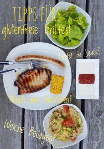Tipps für das glutenfreie Grillfest