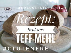 Rezept Brot Teff