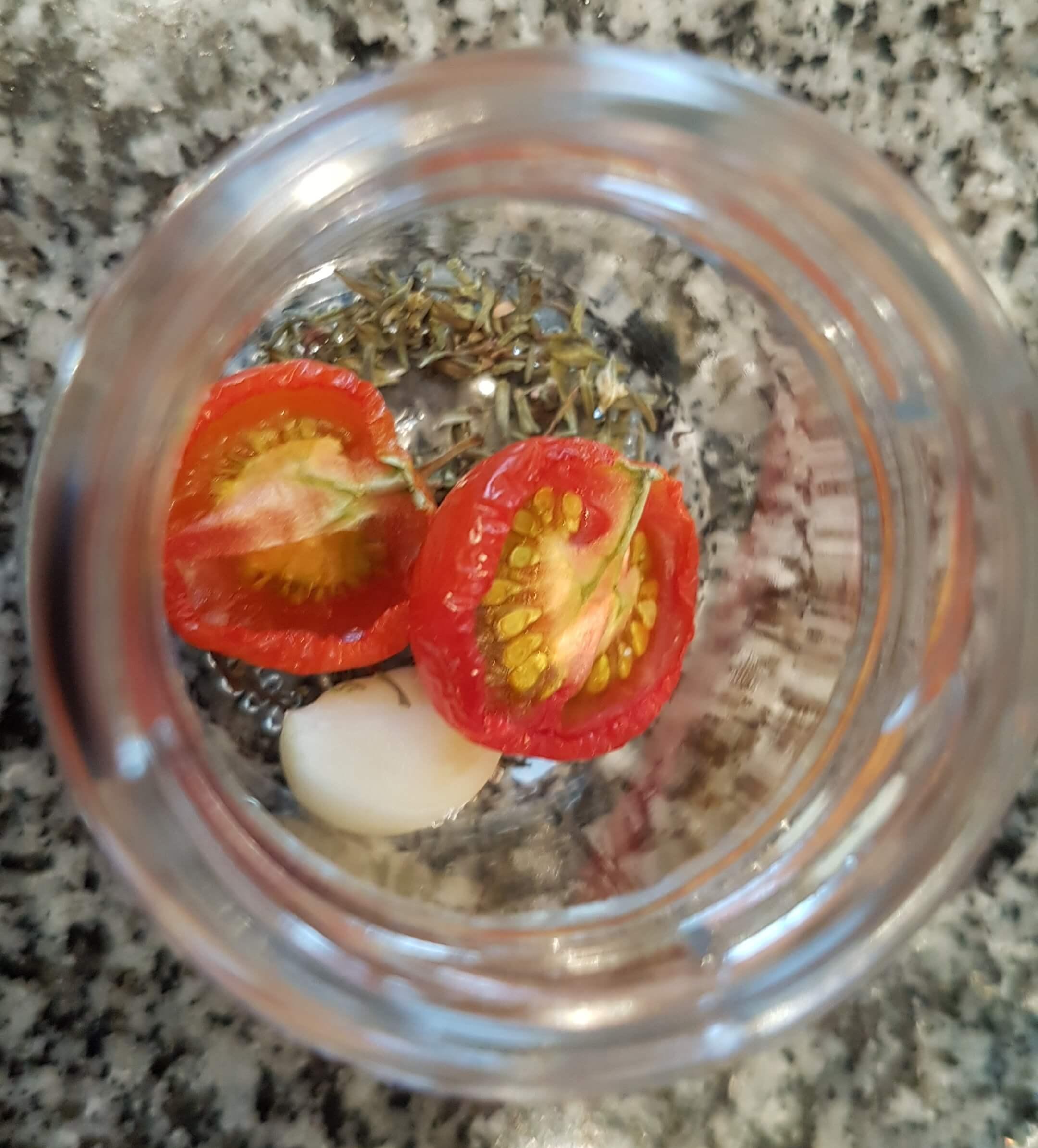 Getrocknete Tomaten