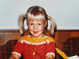 Mit drei Jahren