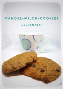 Mandel Milch Cookies