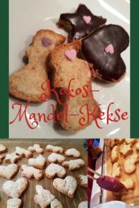Kokos Mandel KekseCheese